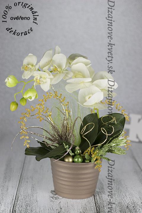 Dizajnové kvety do Vášho byta.